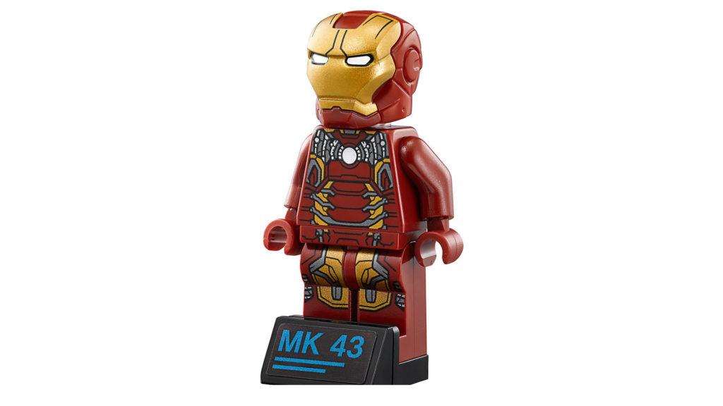 LEGO Marvel Super Heroes 76105 The Hulkbuster: Ultron Edition - Iron Man | ®LEGO Gruppe