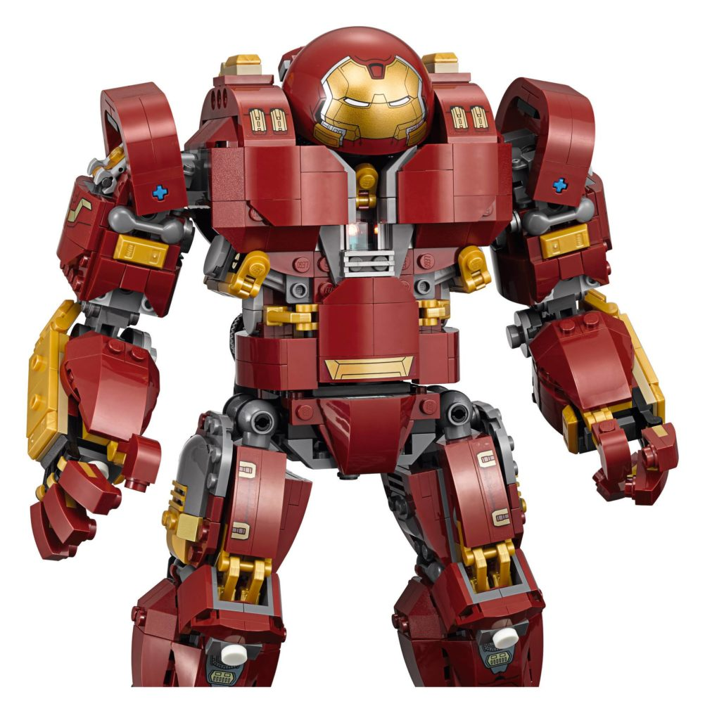 LEGO Marvel Super Heroes 76105 The Hulkbuster: Ultron Edition - Produktbild 3 | ®LEGO Gruppe