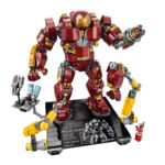 LEGO Marvel Super Heroes 76105 The Hulkbuster: Ultron Edition - Titelbild | ®LEGO Gruppe