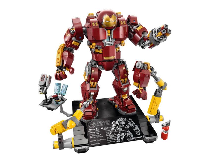 LEGO Marvel Super Heroes 76105 The Hulkbuster: Ultron Edition - Titelbild | ®LEGO Gruppe