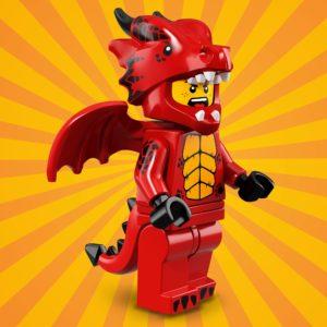 LEGO Minifiguren Serie 18 - Bild 1 | ©LEGO Gruppe
