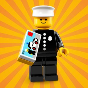 LEGO Minifiguren Serie 18 - Bild 6 | ©LEGO Gruppe