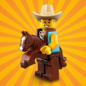 LEGO Minifiguren Serie 18 - Bild 7 | ©LEGO Gruppe