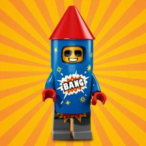 LEGO Minifiguren Serie 18 - Bild 11 | ©LEGO Gruppe