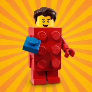 LEGO Minifiguren Serie 18 - Bild 16 | ©LEGO Gruppe