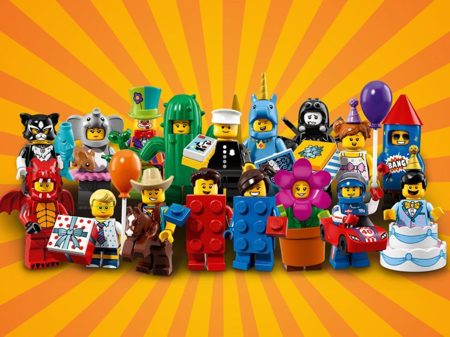 LEGO Minifiguren Serie 18 | ©LEGO Gruppe