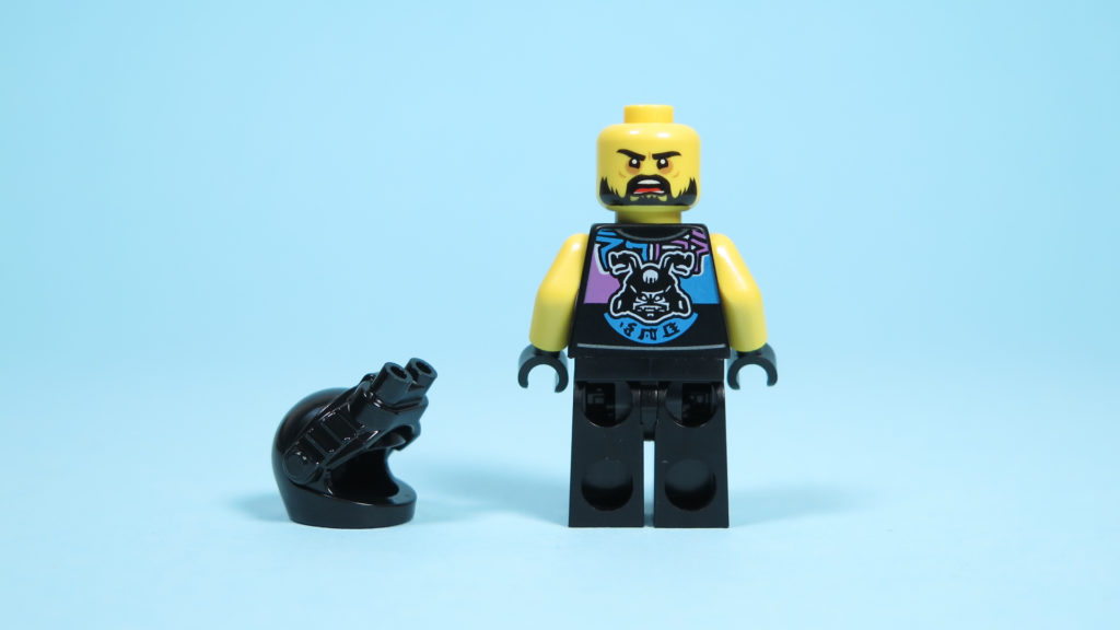 LEGO® NINJAGO® Polybag 30351 Sons of Garmadon - Minifigur Rückseite | ©2018 Brickzeit