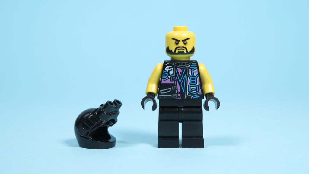 LEGO® NINJAGO® Polybag 30351 Sons of Garmadon - Minifigur Vorderseite | ©2018 Brickzeit