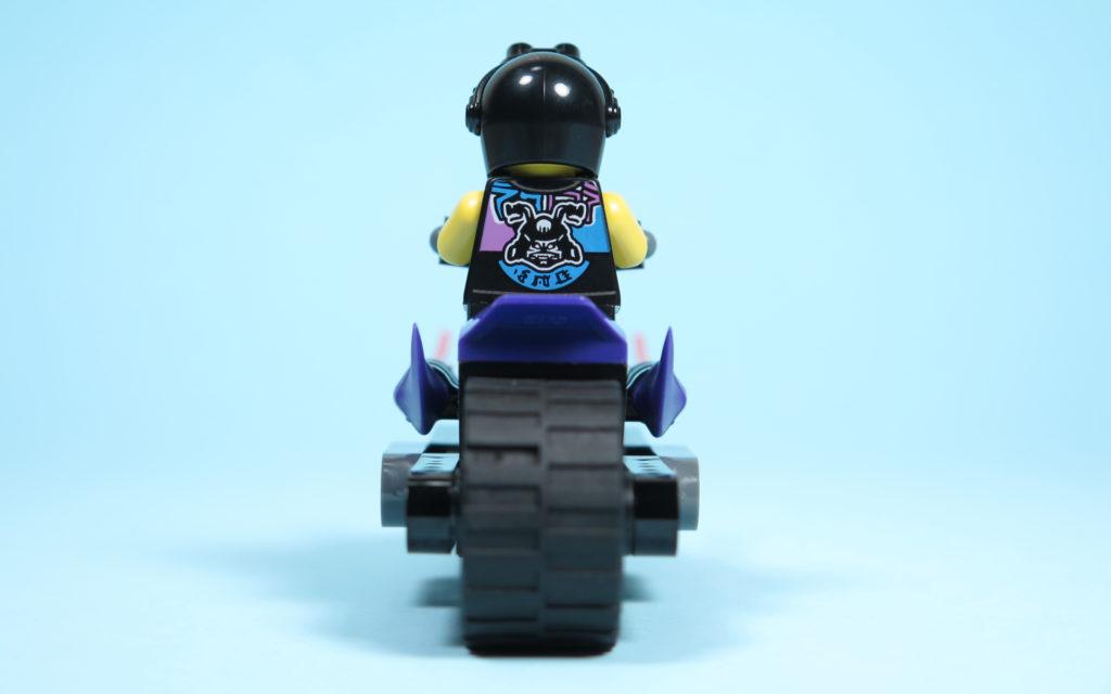 LEGO® NINJAGO® Polybag 30351 Sons of Garmadon - Rückseite mit Minifigur | ©2018 Brickzeit