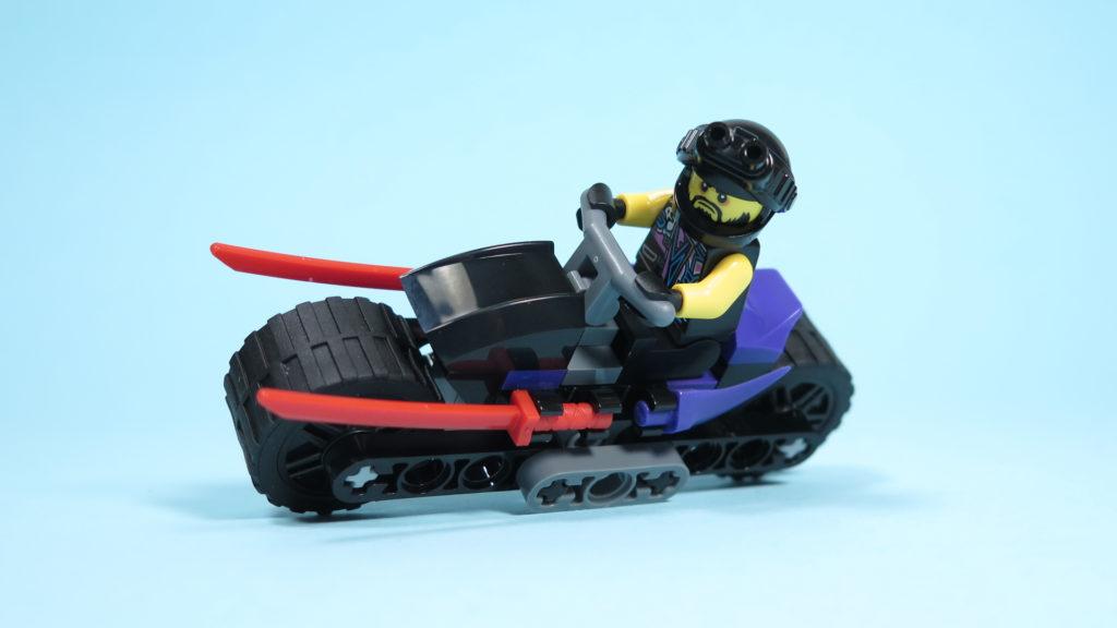 LEGO® NINJAGO® Polybag 30351 Sons of Garmadon - Schräglage | ©2018 Brickzeit