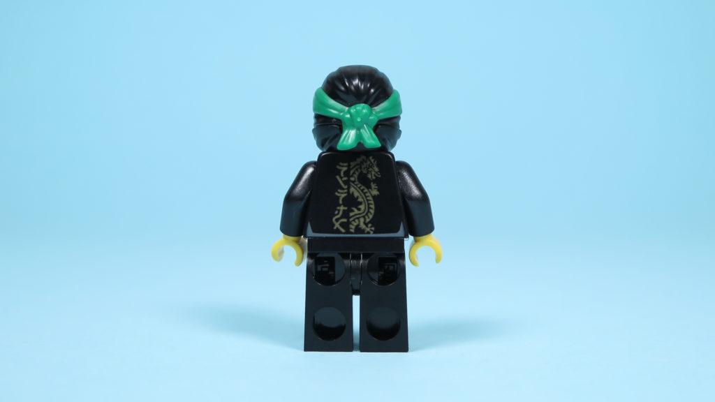 LEGO® NINJAGO® Polybag 30352 Turbo Set - Lloyd maskiert, Rückseite | ©2018 Brickzeit