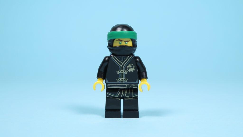 LEGO® NINJAGO® Polybag 30352 Turbo Set - Lloyd maskiert, Vorderseite | ©2018 Brickzeit