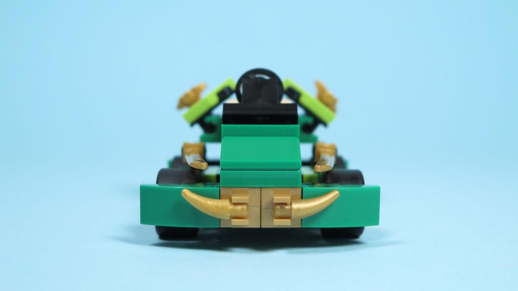 LEGO® NINJAGO® Polybag 30352 Turbo Set - Vorderseite | ©2018 Brickzeit