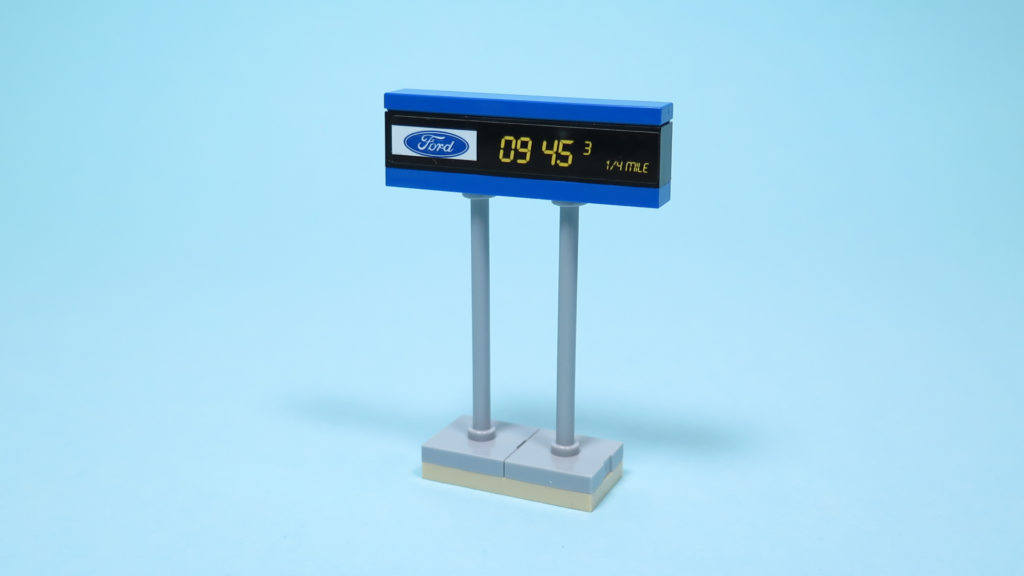 LEGO® Speed Champions - 75884 - 1968 Ford Mustang Fastback - Anzeige | ©2018 Brickzeit