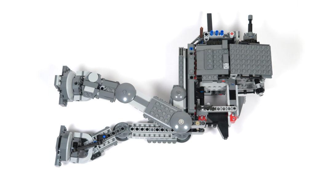 LEGO® Star Wars™ 75189 First Order Heavy Assault Walker™ - Bauabschnitt 4 - Seite | ©2018 Brickzeit