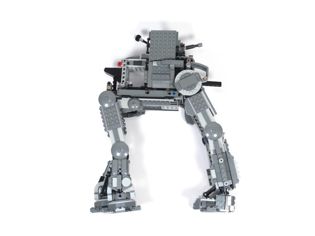LEGO® Star Wars™ 75189 First Order Heavy Assault Walker™ - Bauabschnitt 5 & 6 - Seite | ©2018 Brickzeit