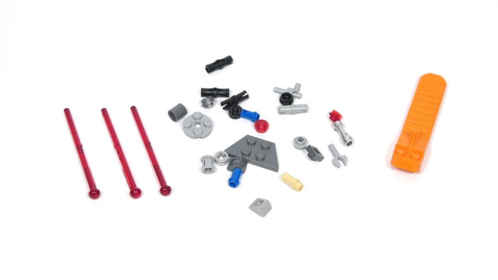 LEGO® Star Wars™ 75189 First Order Heavy Assault Walker™ - Ersatzteile und Zubehör | ©2018 Brickzeit