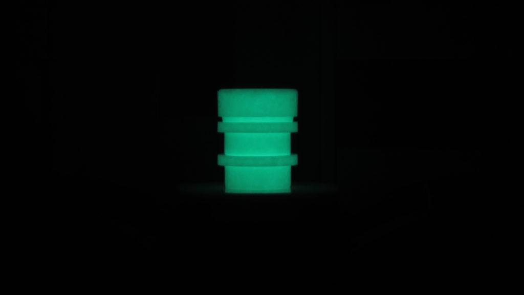LEGO® Star Wars™ 75205 Mos Eisley Cantina™ - Bauabschnitt 3 - leuchtende Lampe | ©2018 Brickzeit