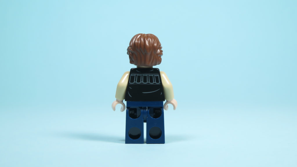LEGO® Star Wars™ 75205 Mos Eisley Cantina™ - Han Solo - Rückseite | ©2018 Brickzeit