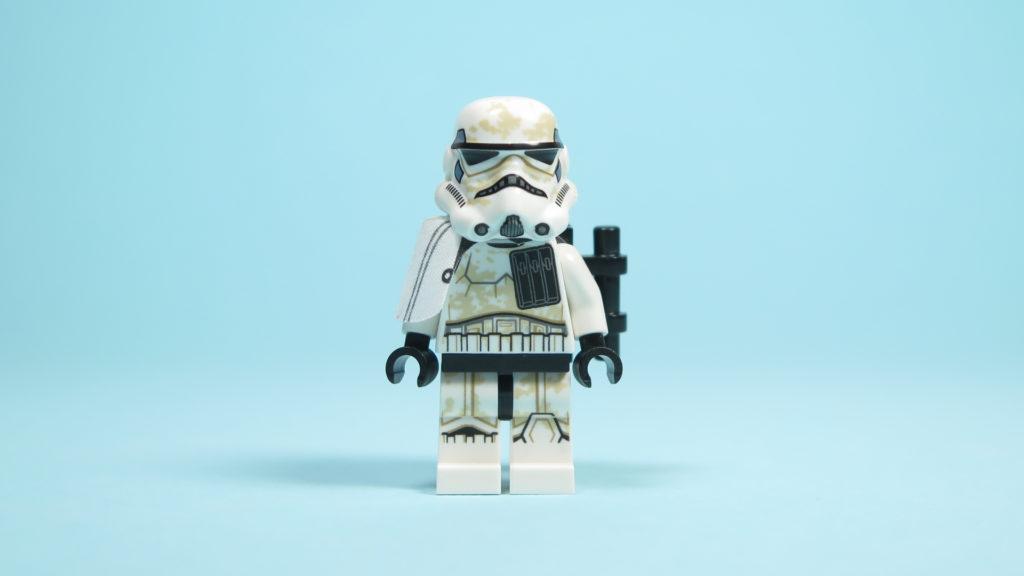 LEGO® Star Wars™ 75205 Mos Eisley Cantina™ - Sandtrooper - Vorderseite | ©2018 Brickzeit