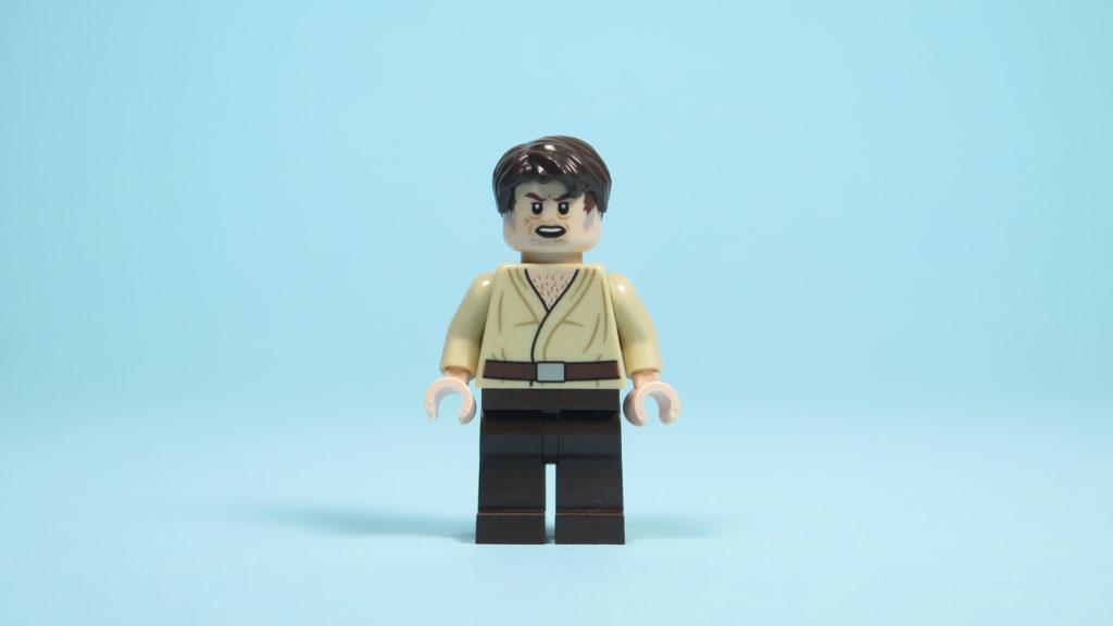 LEGO® Star Wars™ 75205 Mos Eisley Cantina™ - Barkeeper Wuher - alternatives Gesicht | ©2018 Brickzeit