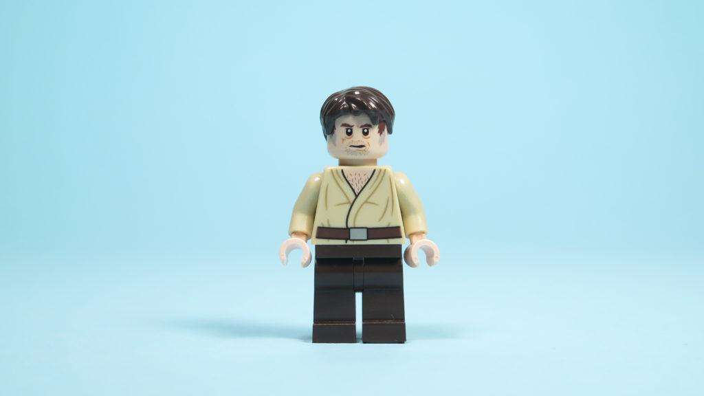 LEGO® Star Wars™ 75205 Mos Eisley Cantina™ - Barkeeper Wuher - Vorderseite | ©2018 Brickzeit