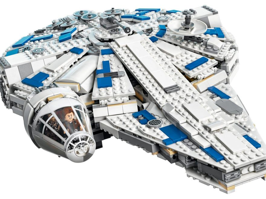 LEGO® Star Wars™ 75212 Kessel Run Millennium Falcon | ©LEGO Gruppe