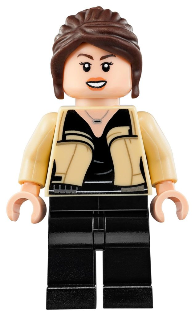 LEGO® Star Wars™ 75212 Kessel Run Millennium Falcon - Kira | ©LEGO Gruppe