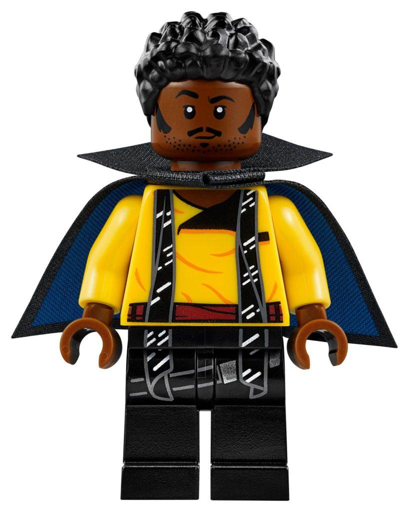 LEGO® Star Wars™ 75212 Kessel Run Millennium Falcon - Lando Calrissian | ©LEGO Gruppe