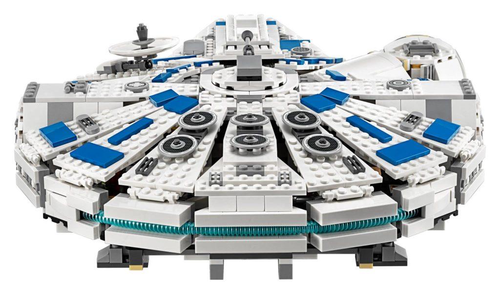 LEGO® Star Wars™ 75212 Kessel Run Millennium Falcon - Rückseite | ©LEGO Gruppe