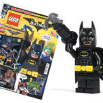 LEGO® The Batman Movie Magazin Nr. 3 von Blue Ocean Entertainment - Titelbild| ©2018 Brickzeit