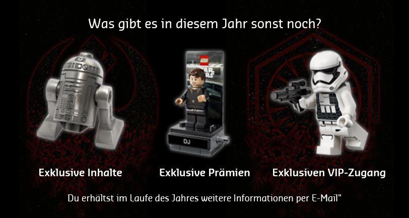 Doppelte VIP-Punkte für Inhaber der schwarzen LEGO VIP-Karte - weitere Aktionen | ©LEGO Gruppe