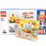60 Jahre LEGO® Stein Set 40290 und Polybag 30541 Ente | ©2018 Brickzeit