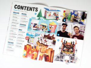 Blocks Magazin Ausgabe 42 - Inhalt
