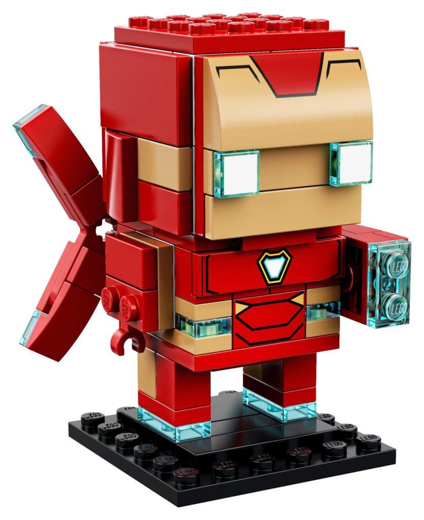 LEGO® Brickheadz 41604 Iron Man MK50 | ©LEGO Gruppe