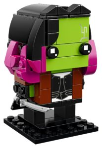 LEGO® Brickheadz 41607 Gamora | ©LEGO Gruppe