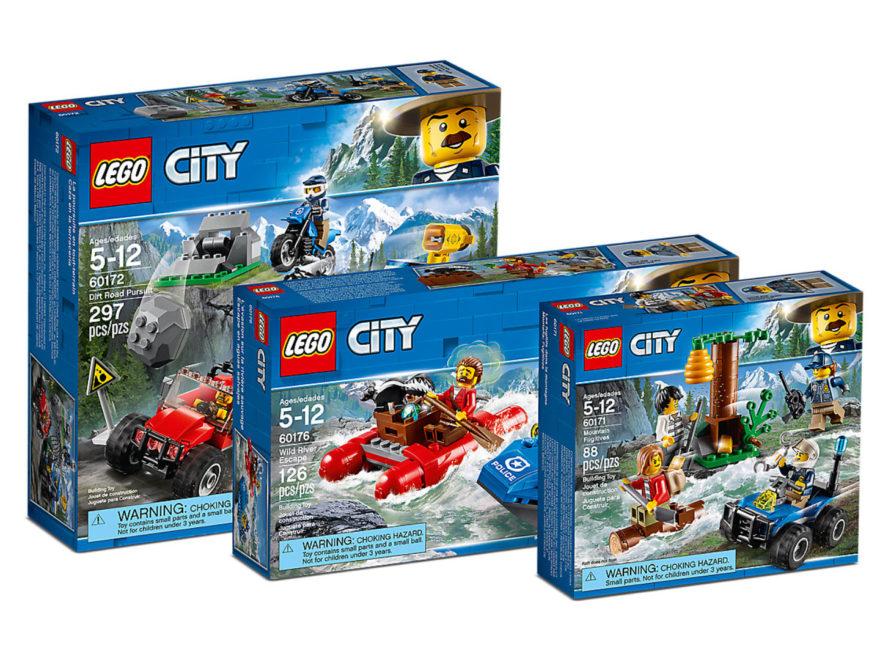 LEGO® City Osterpaket (5005554) LEGO® Friends Osterpaket (5005553)   ©LEGO Gruppe