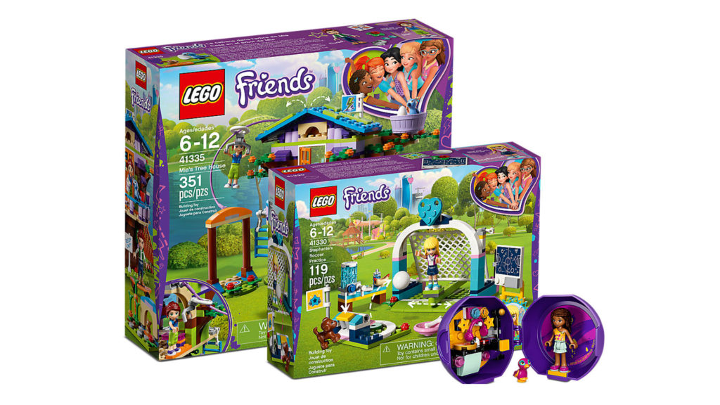 LEGO® Friends Osterpaket (5005553) | ©LEGO Gruppe