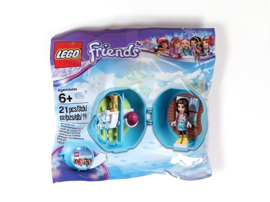 LEGO® Friends Emma's Ski-Pod (5004920) | ©2018 Brickzeit