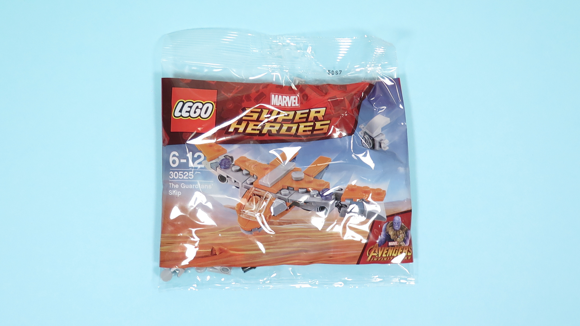 LEGO® 30525 Marvel Super Heroes Avengers Das Schiff der Wächter Polybag