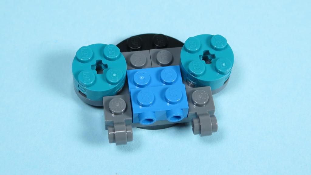 LEGO® Marvel Super Heroes 76101 Outrider Dropship-Attacke - besondere Farben | ©2018 Brickzeit