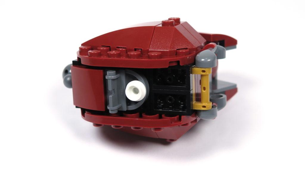 LEGO® Marvel Super Heroes - 76105 - Der Hulkbuster: Ultron Edition - Bauabschnitt 4 - Unterschenkel 3 | ©2018 Brickzeit