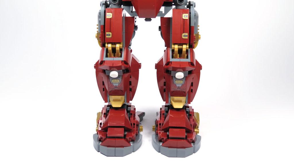LEGO® Marvel Super Heroes - 76105 - Der Hulkbuster: Ultron Edition - Bauabschnitt 5 - Vorderseite | ©2018 Brickzeit