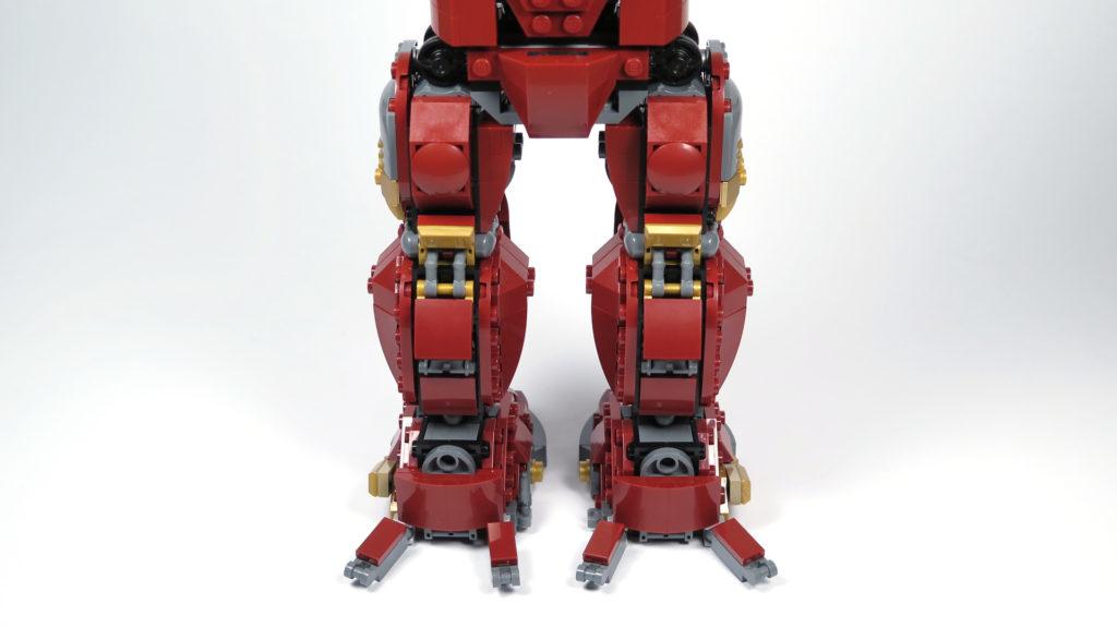 LEGO® Marvel Super Heroes - 76105 - Der Hulkbuster: Ultron Edition - Bauabschnitt 5 - Rückseite | ©2018 Brickzeit