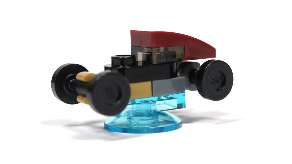 LEGO® Marvel Super Heroes - 76105 - Der Hulkbuster: Ultron Edition - Bauabschnitt 8 - Roboterauto | ©2018 Brickzeit