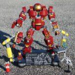 LEGO® Marvel Super Heroes - 76105 - Der Hulkbuster: Ultron Edition - Titelbild | ©2018 Brickzeit