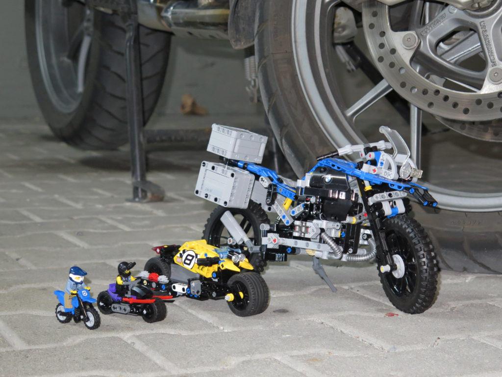 LEGO® Motorrad Saisonstart 2018 - Bild 1 | ©2018 Brickzeit