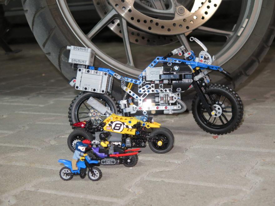 LEGO® Motorrad Saisonstart 2018 - Bild 2 | ©2018 Brickzeit