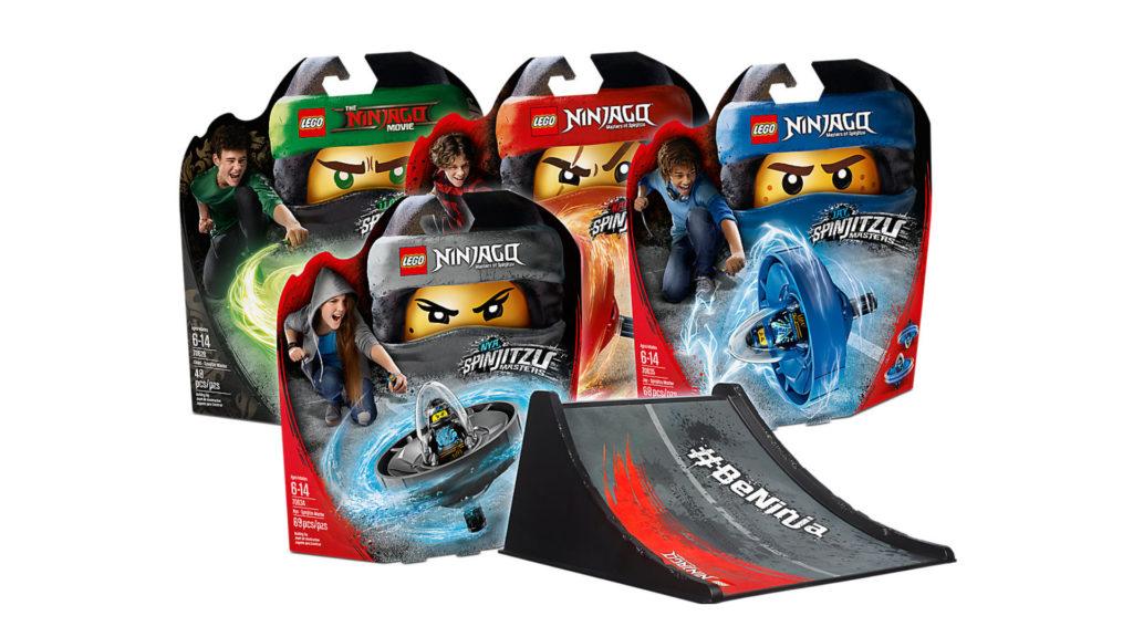 LEGO® NINJAGO® Osterpaket (5005552) | ©LEGO Gruppe