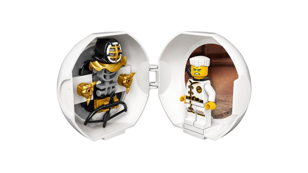 LEGO® NINJAGO® Zanes Kendo-Training-Pod (5005230) | ©LEGO Gruppe